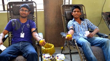 Blood Donation Camp 2015 Event