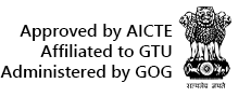 Approved by AICTE and Affiliated to GTU