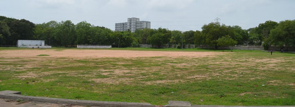Cricket Ground - LDCE Sports