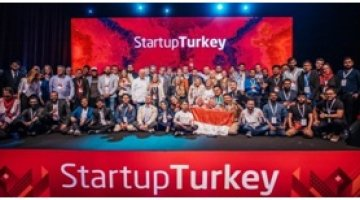 "International exposure to LDCE startup""Exposit"" by  RoshanRaval at  Startup Turkey 2019"